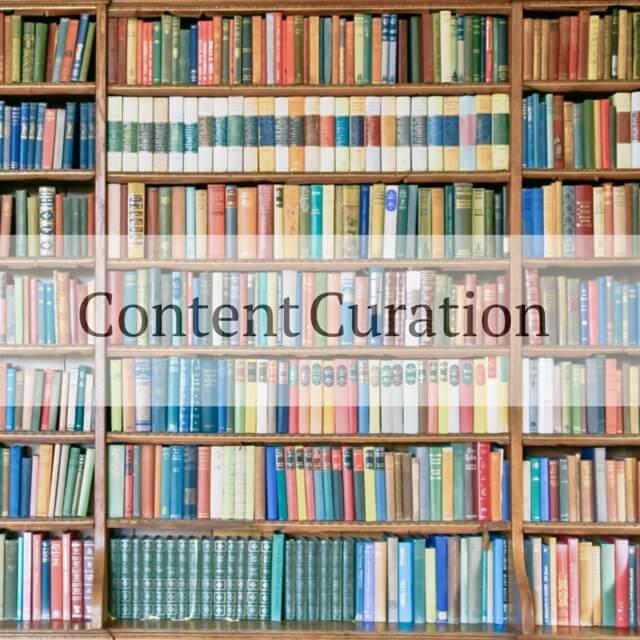 Mit Content Curation teilst du Wissen und baust dein Image auf