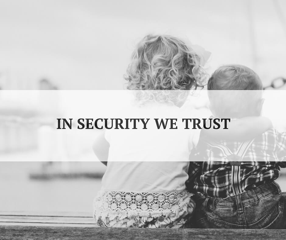 IT-Sicherheit für mehr Vertrauen
