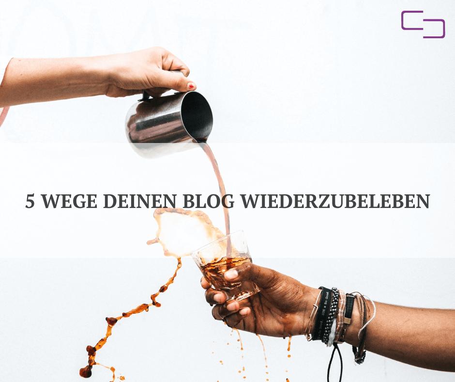 Tipps regelmäßig Bloggen