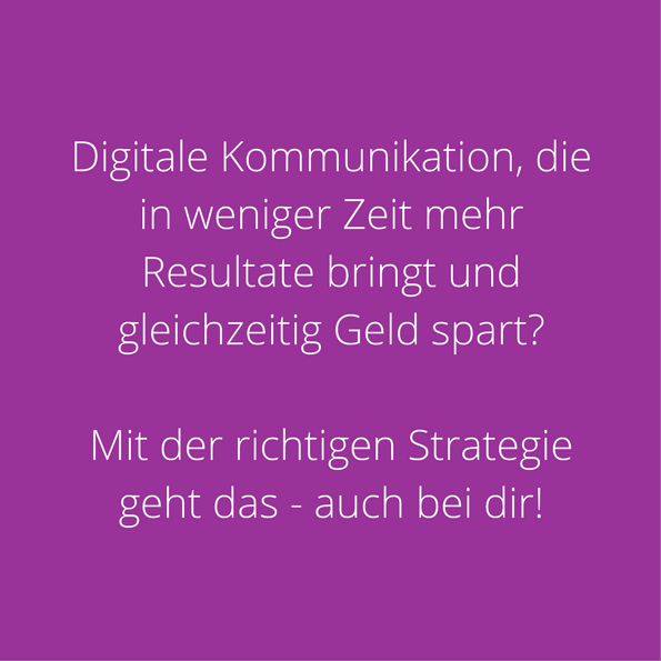 Digitale Kommunikation: Mentoring, Strategie und Seminare - KEEN COMMUNICATION