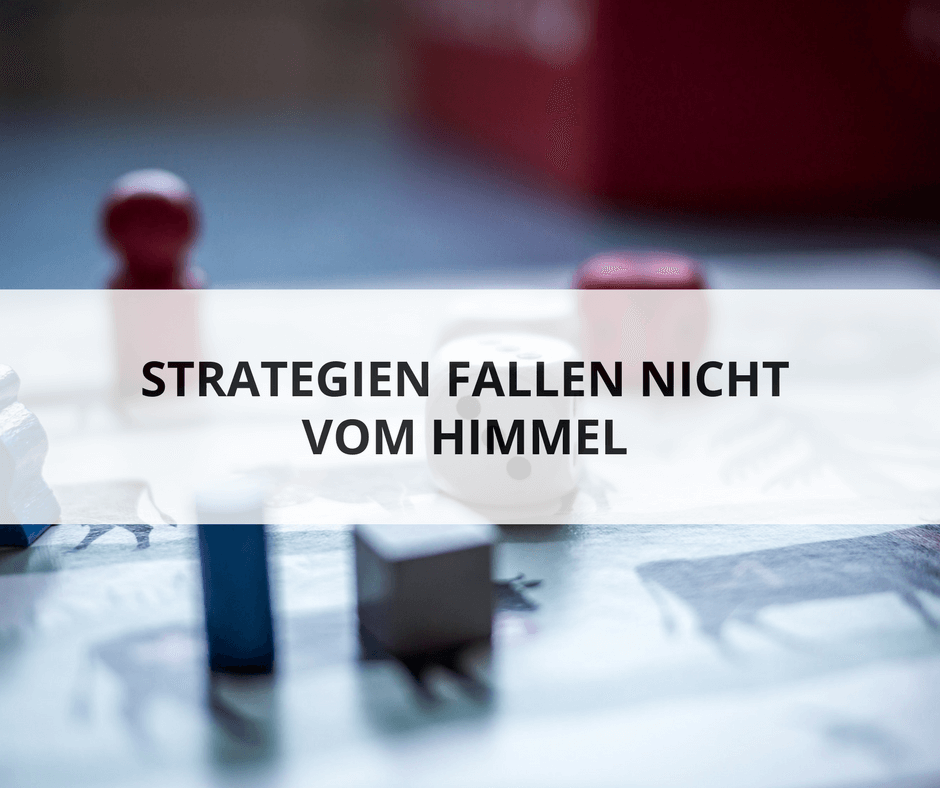 Strategie im Kommunikationskonzept - keen communication