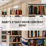 Holistischer Content - Weniger ist mehr im Content Marketing