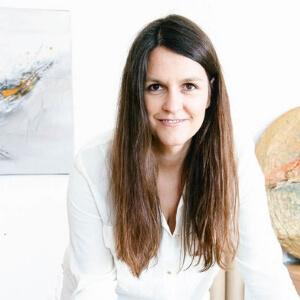 Birgit Bangerl Intuitive Malerin